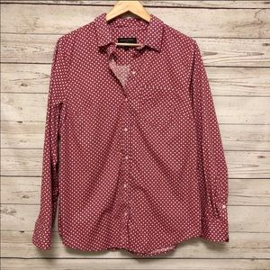 Banana Republic classic fit button down size large